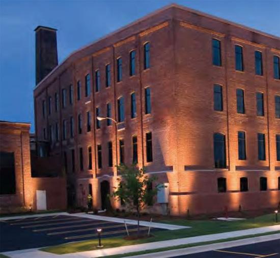 Architectural Breaks Nashville Outdoor Lighting Perspectives