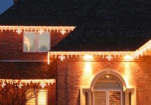 Nashville LED outdoor Christmas lighting