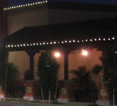 C9 commercial outdoor lights Nashville