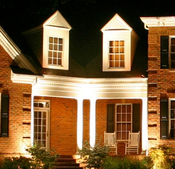Nashville Outdoor Lighting - Architectural Outdoor Lighting