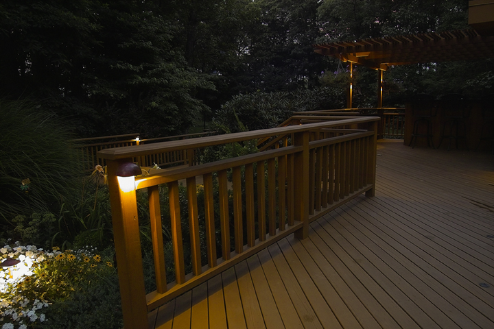 When Building an Outdoor Structure Call Your Lighting