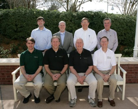 The wonderful team at Outdoor Lighting Perspectives of Nashville