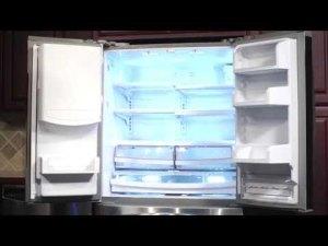 LED in my new fridge