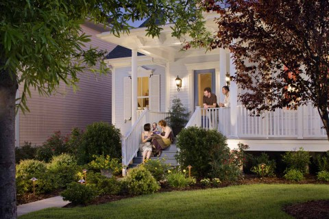 Outdoor Lighting Perspectives tree and landscape lighting