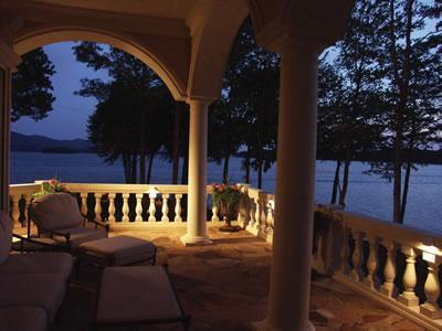 Nashville Deck and patio lighting