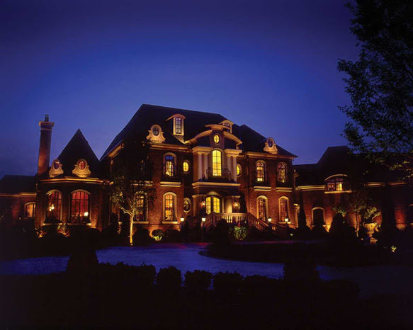 B B manufacturing Nashville Outdoor Lighting Perspectives
