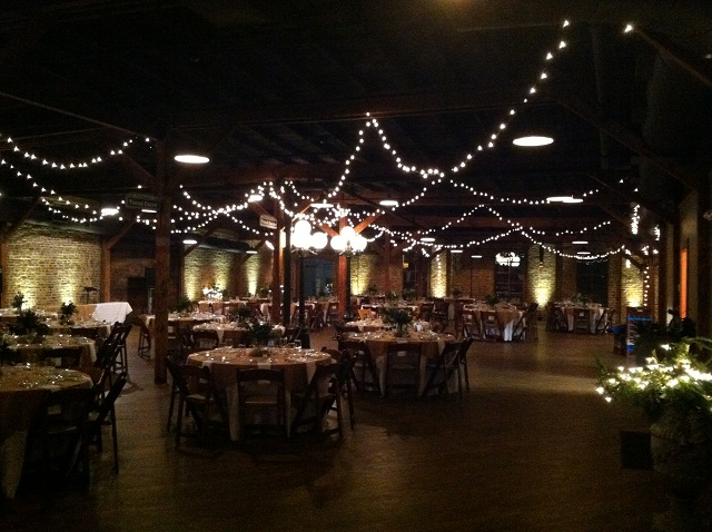 Our special event lighting brings the ambinance of a night in the ...