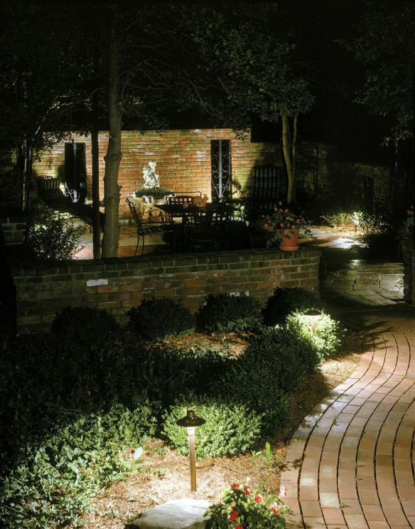 Outdoor Lighting Perspectives backyard haven with outdoor lighting