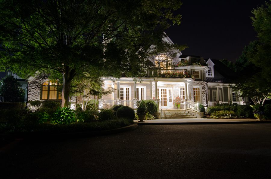 nashville outdoor lighting perspectives landscape residential