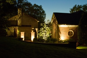 Royal Oaks in Belle Meade Outdoor Lighting Perspectives of Nashville