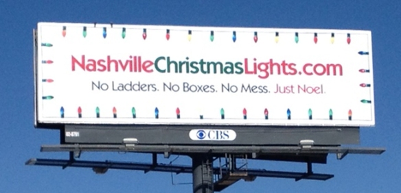 nashville Christmas Lights bb