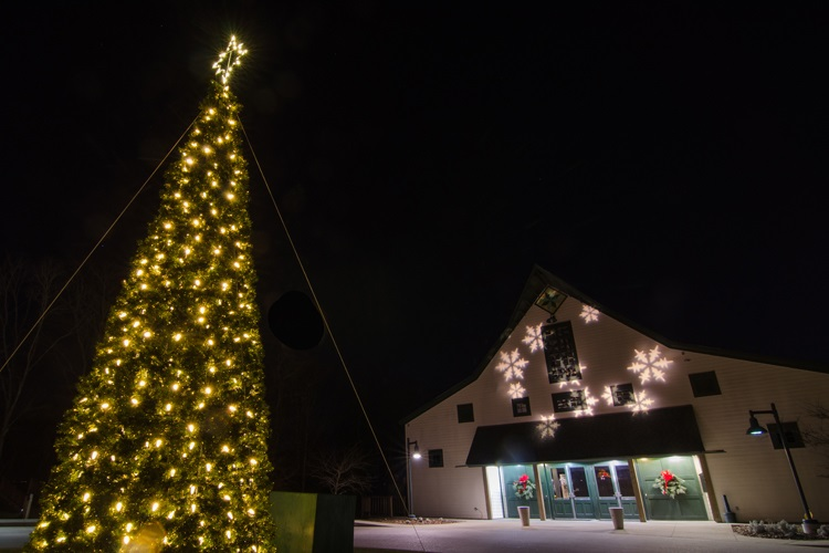 Commercial holiday lighting nashville outdoor lighting perspectives loveless barn holiday lights by outdoor lighting perspectives of nashville audiocablefo light collections