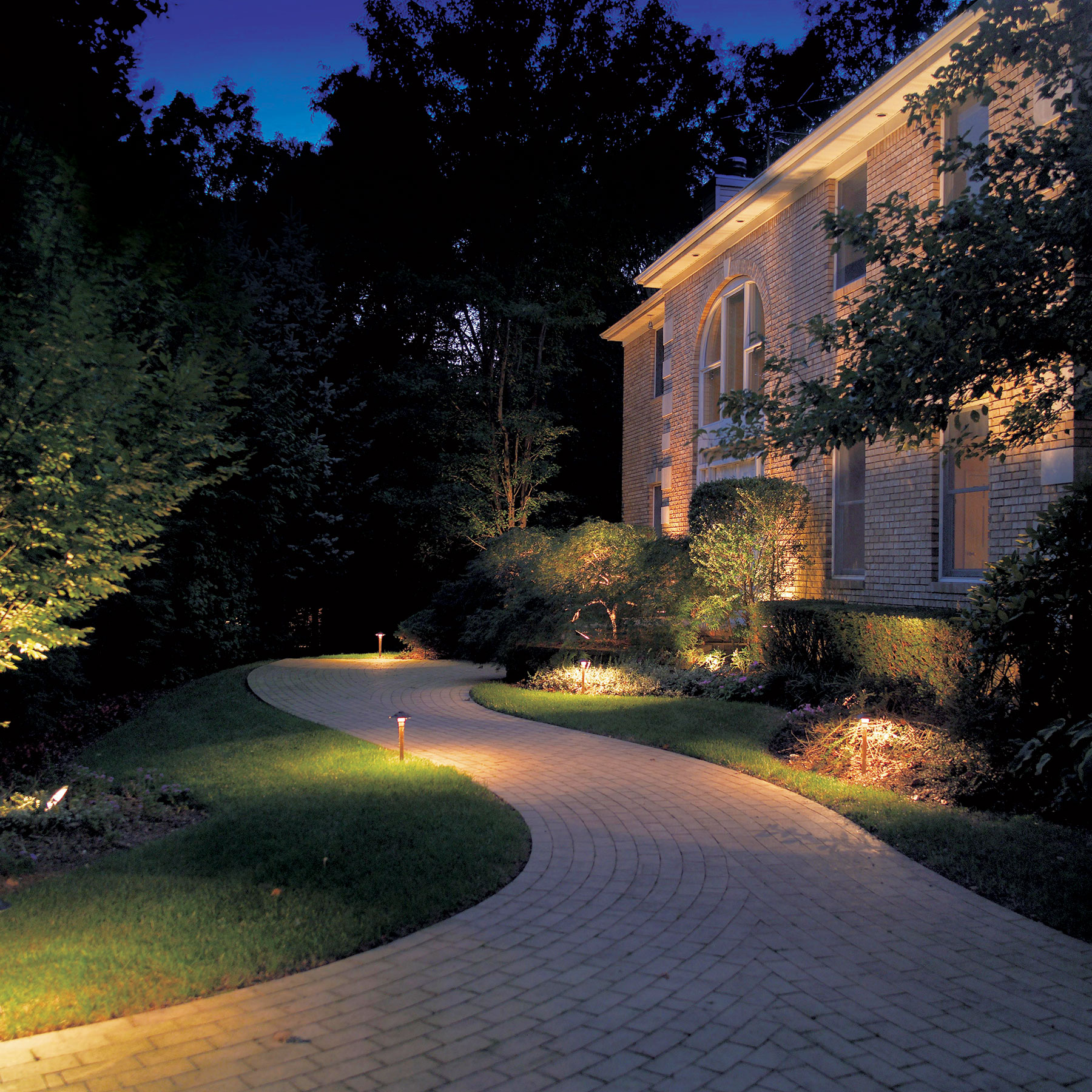 Nashville Outdoor Lighting Perspectives