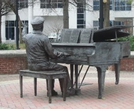 Nashville's music row