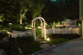 Nashville pergola lighting