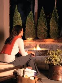 Outdoor lighting nashville spa lighting