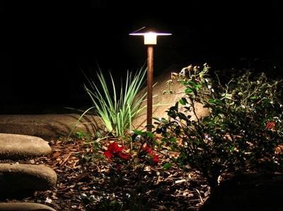 Outdoor Lighting Perspectives of Rhode Island LED path light
