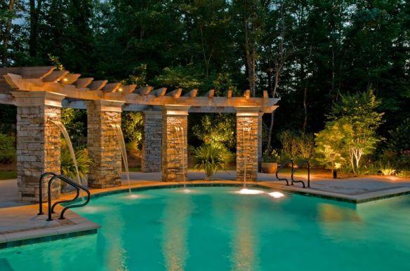 Outdoor Lighting Perspectives pool lighting 2