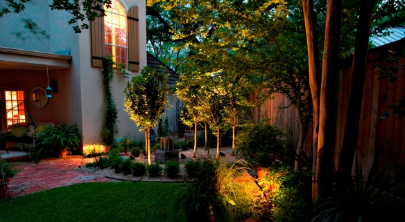 Imagine enjoying season after season with outdoor lighting!