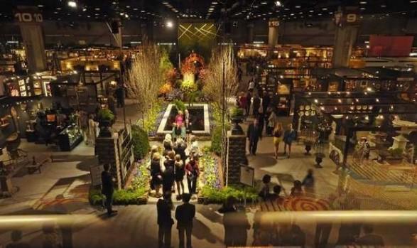 Nashville Antique & Garden show