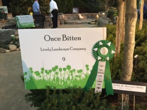 Lively wins award at Lawn and Garden Show Nashville 2015
