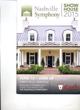 2015 Nashville Symphony Show House