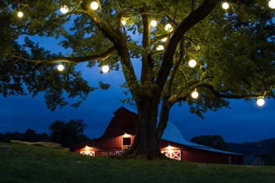 Nashville Outdoor Orb Lighting