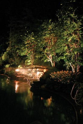 Nashville Landscape Lighting