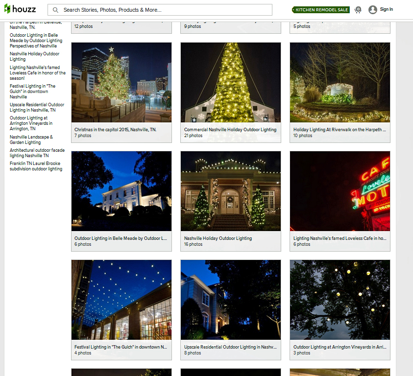 Houzz Nashville Outdoor Lighting Galleries