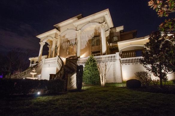 Brentwood TN landcape lighting