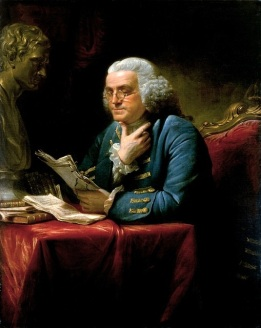 Benjamin Franklin came up with concept of DST