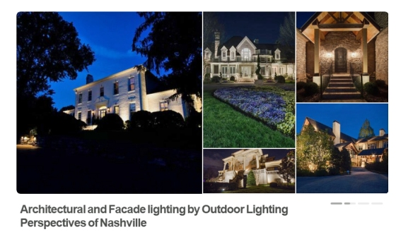 Nashville architectural home lighting on Pinterest