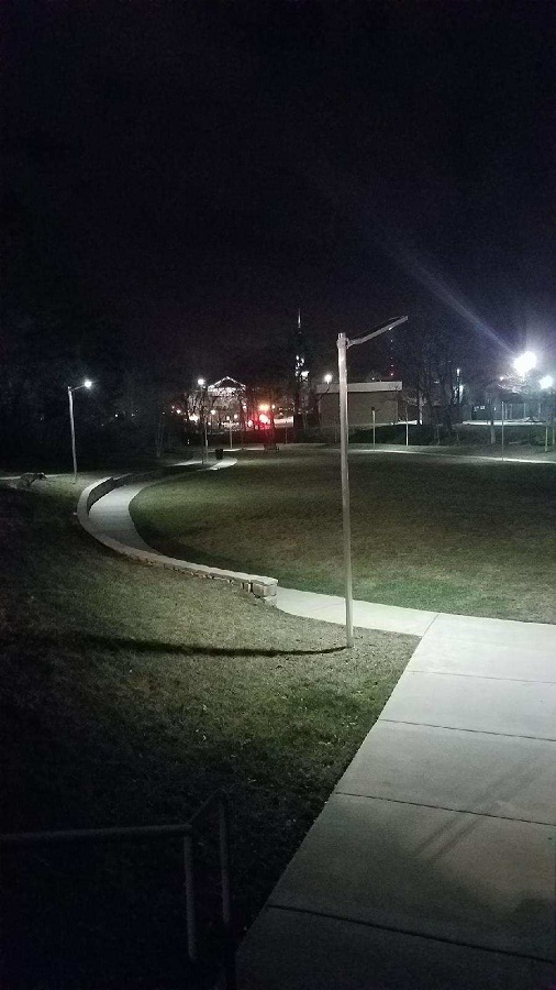 Nashville Dog Park Outdoor Lighting