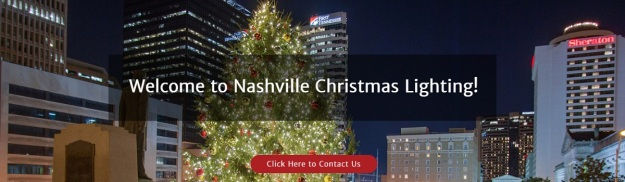 Nashville Christmas Lighting