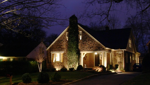 Nashville Residential Outdoor Lighting