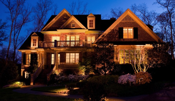 Nashville Romantic Outdoor Lighting